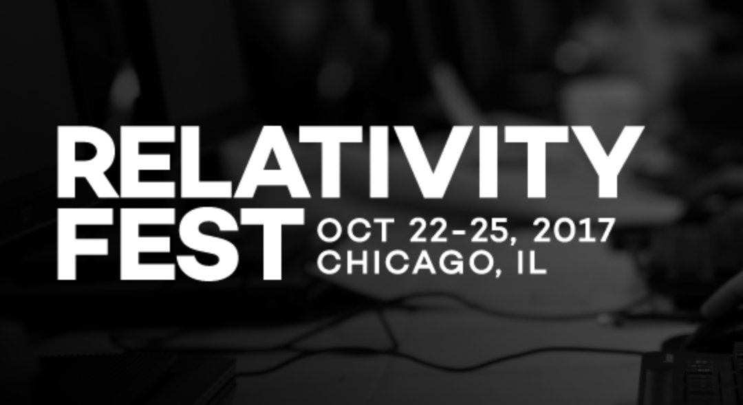 Heureka at Relativity Fest 2017