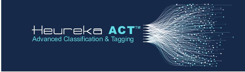 Heureka's ACT for data governance and GRC.